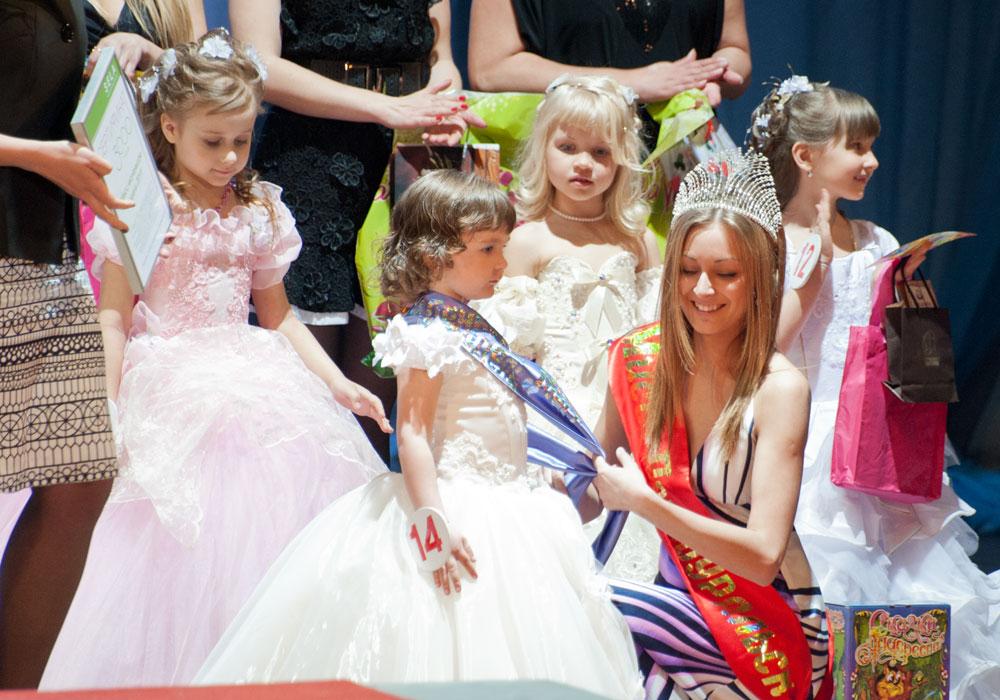Подготовка детский конкурс красоты