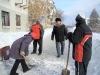 Управделами мэрии Азат Бурханов (справа) и замглавы по управлению муниципальным имуществом Александр Волкоморов