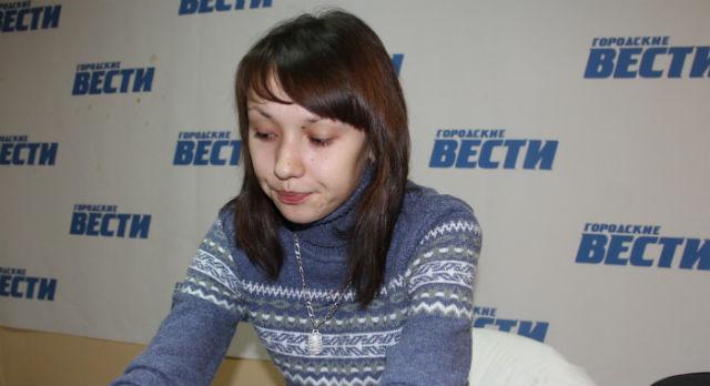 Анастасия Гладышева
